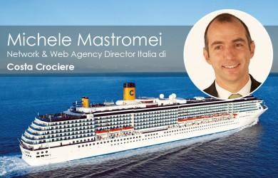 MICHELE MASTROMEI COSTA CROCIERE ITALIA