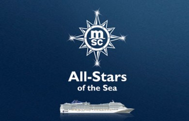 All Stars of the Sea MSC Crociere
