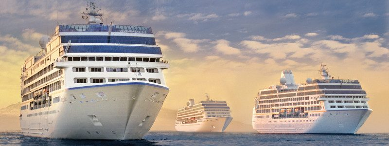 Dreamlines e Oceania Cruises Partenrship