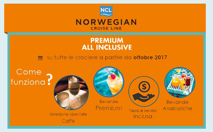 Nuovo Formato Norwegian Cruise Line