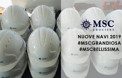 MSC Crociere - Nuove navi 2019