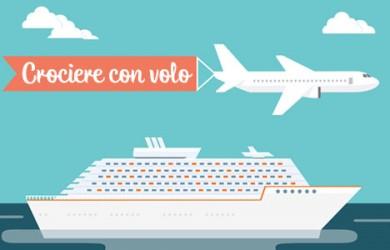 Crociere con volo - Fly&Cruise