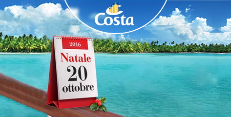 Promo Flash Sales Costa Costa Crociere