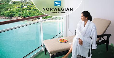 Promo Norwegian Liberi sul mare