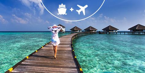 Promo Crociere Caraibi con volo