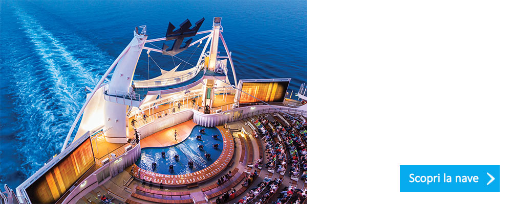 Harmony of the Seas visita nave 2016