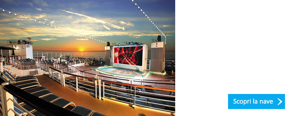 Norwegian Epic visita nave 2016