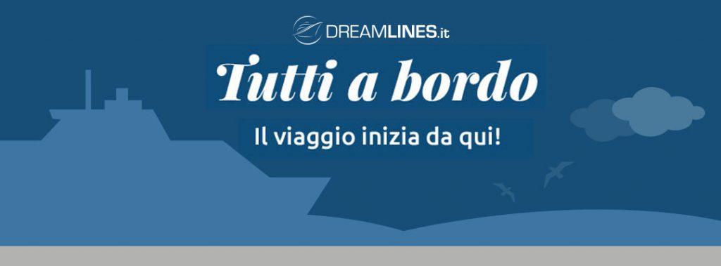 Tutti a bordo con Dreamlines